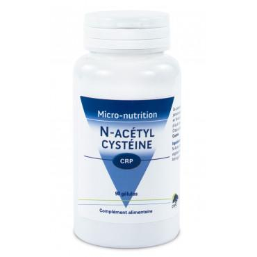 N-Acétyl-Cystéine GLUTATHION - 90 gélules