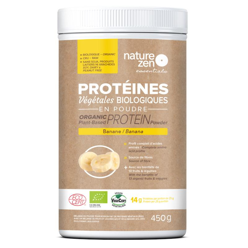 Nature Zen Essentials saveur banane_Front