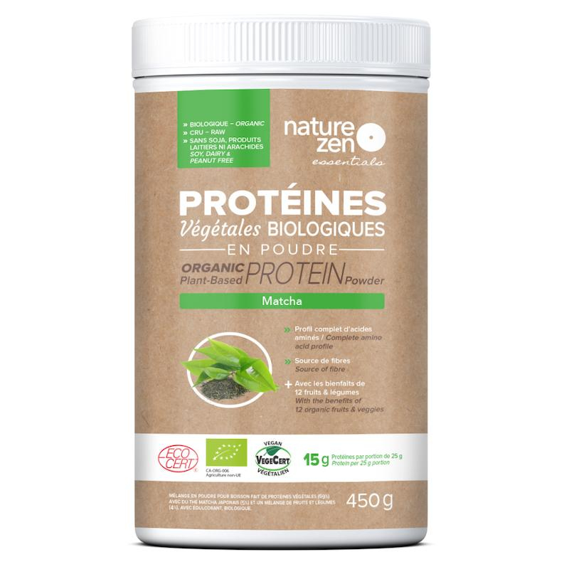 Nature Zen Essentials saveur Matcha_Front