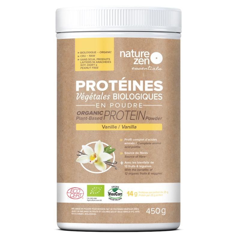 Nature Zen Essentials saveur Vanille_Front