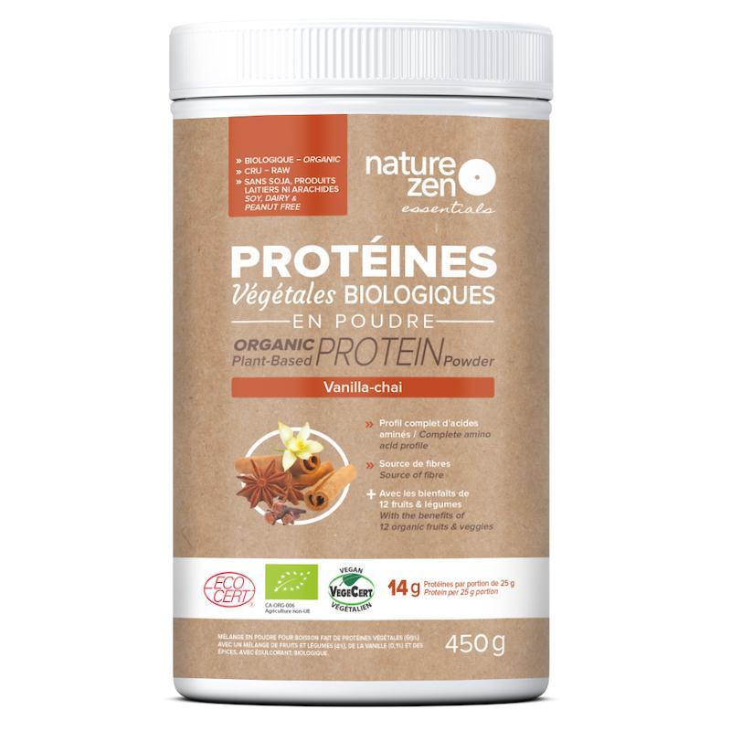 Nature Zen Essentials saveur Vanille chai_Front
