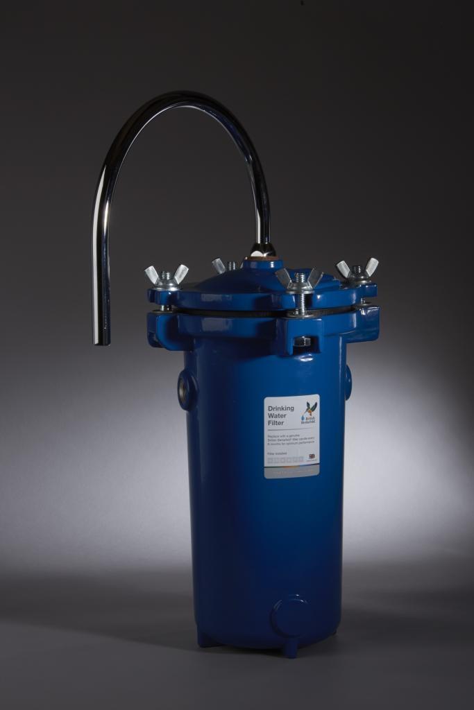 Filtre eau pure Doulton NP3 professionnel + 3 cartouches UC (30202H)