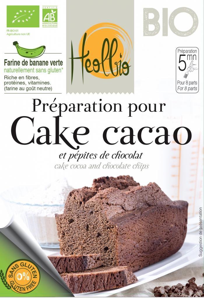 FACING CAKE CACAO