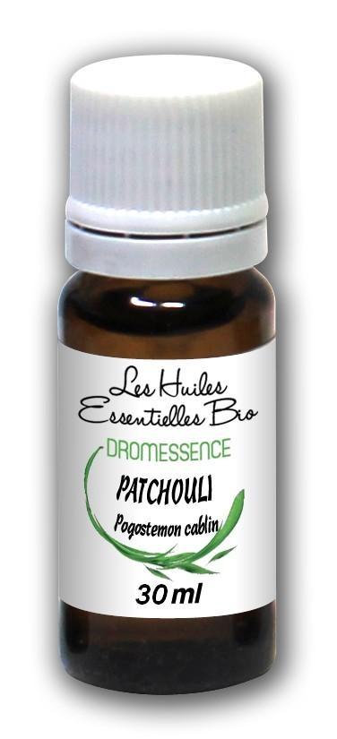 Huile essentielle Patchouli BIO 30ml DROMESSENCE
