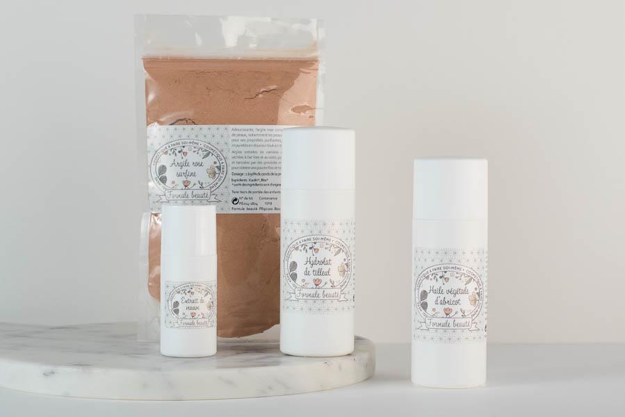 Pack peaux sèches au naturel