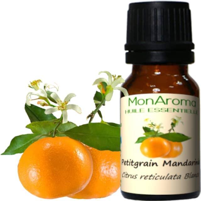 Huile essentielle Petit grain Mandarinier 5ml