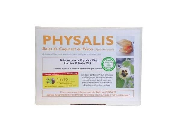 Baies Physalis