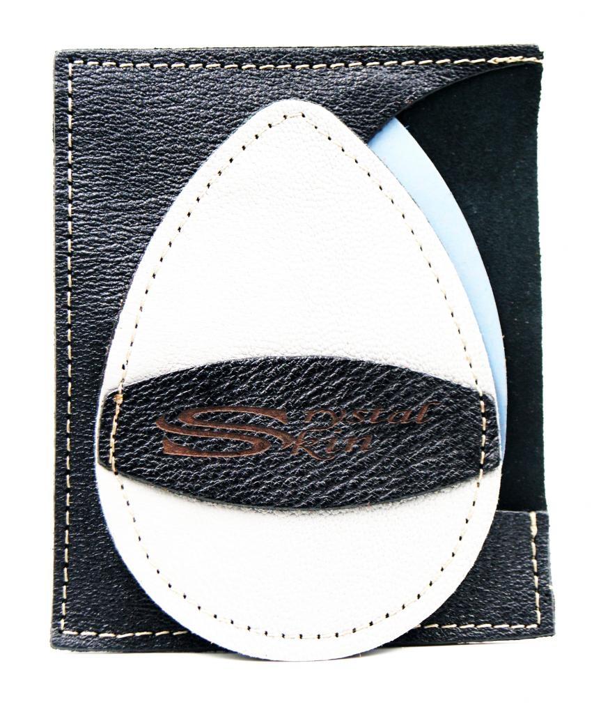 Gant d'exfoliation et d'épilation Noir/Gris