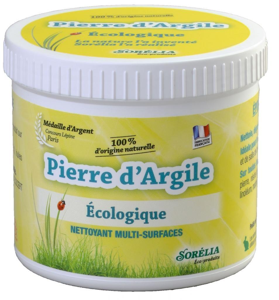 Pierre d'argile 550 g - 100 % écologique
