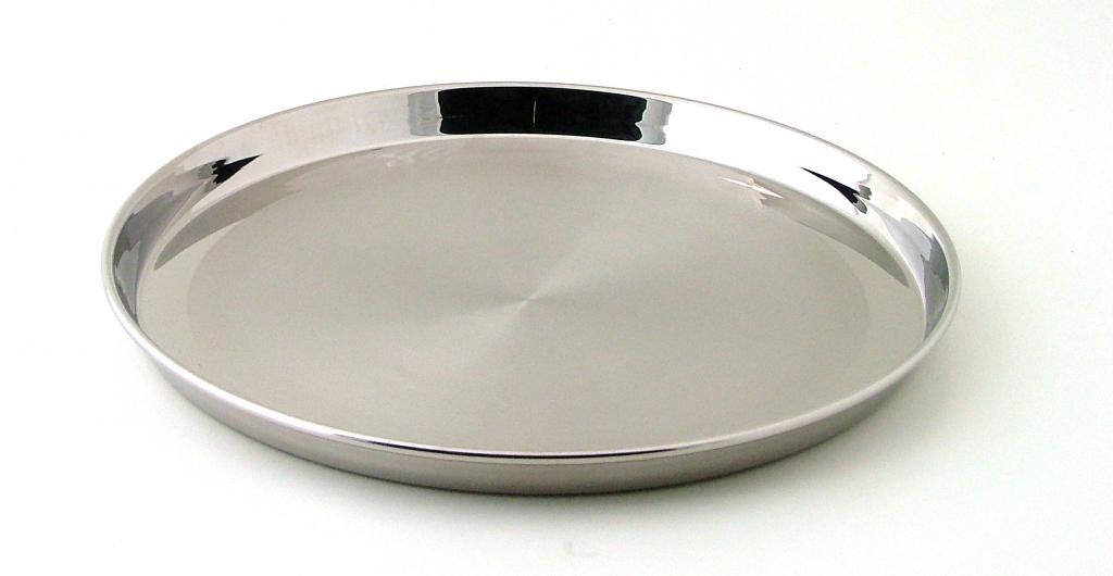 Moule à tarte inox 36 cm