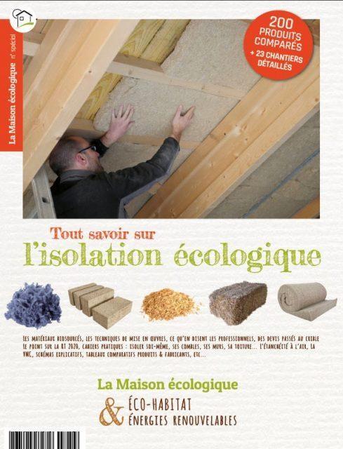 tout savoir sur l isolation écologique