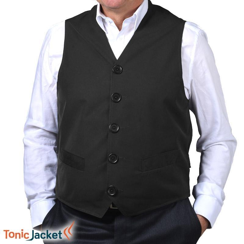 Gilet TONIC JACKET Homme - Noir - XL