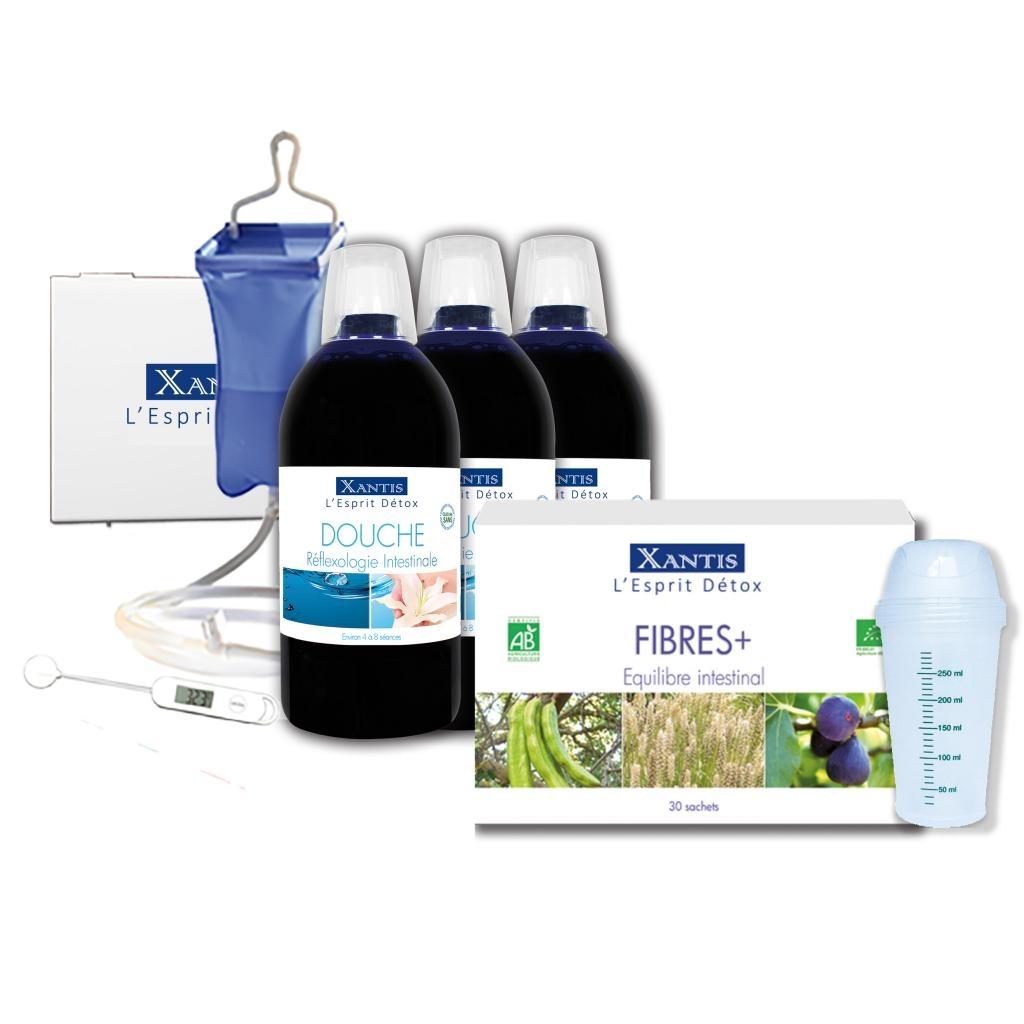 Hygiène Intestinale - Programme Réflexologie 28 jours