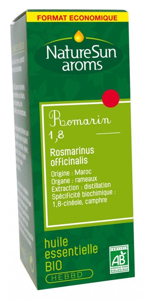 ROMARIN 1,8 - Rosmarinus officinalis -30 ml -
