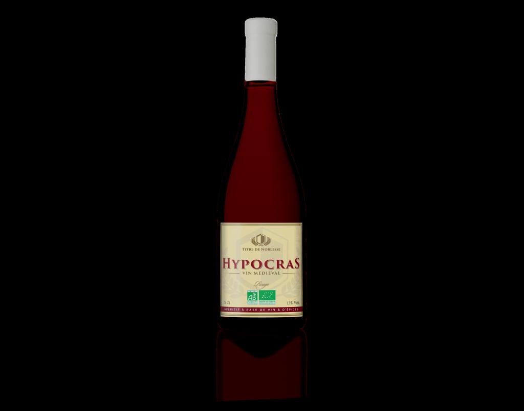 TITRE DE NOBLESSE® Hypocras - Rouge