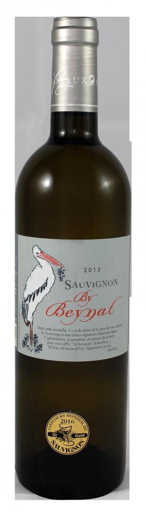 Sauvignon by Château Beynat - Bordeaux blanc sec - 2017