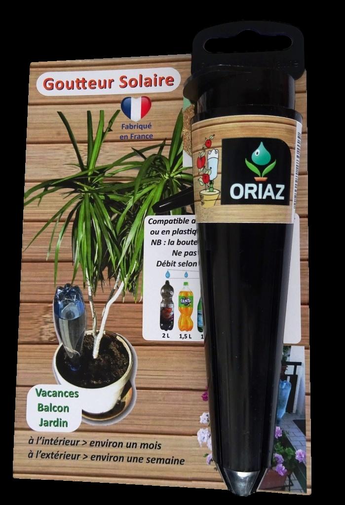 Goutteur Solaire ORIAZ