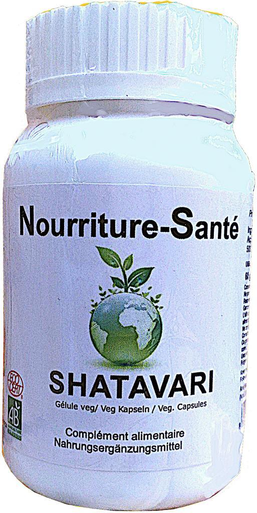 Shatavari - Tonique féminin