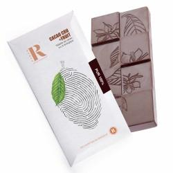 Rrraw Cacao-Tablette de chocolat cru 100%