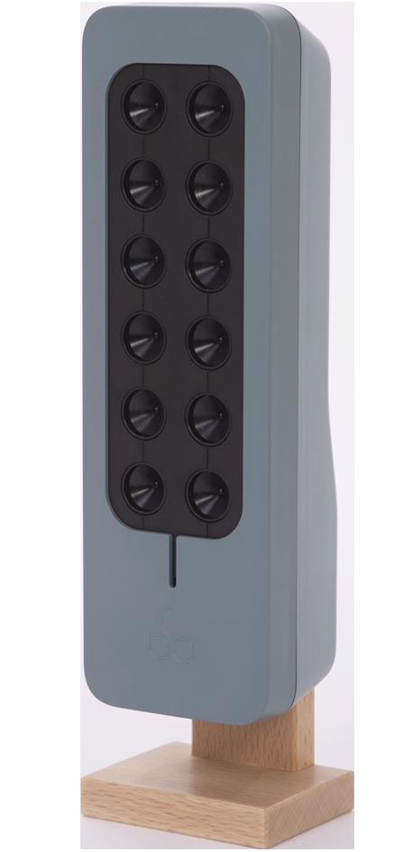 Purificateur d'air ioniseur TEQOYA TeqAir 200