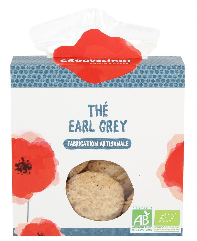 Biscuits au Thé Earl Grey