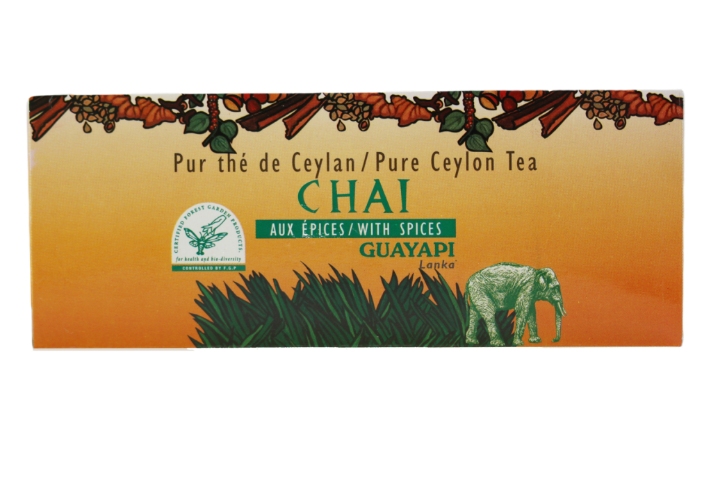 The chai biologique