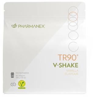 NU SKIN  TR90 V-Shake 500G – Boisson protéinée vegan à la vanille Nu skin