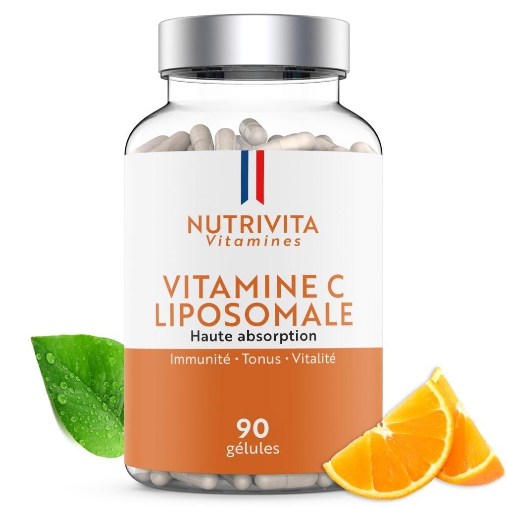 Vitamine C liposomale - 90 gélules