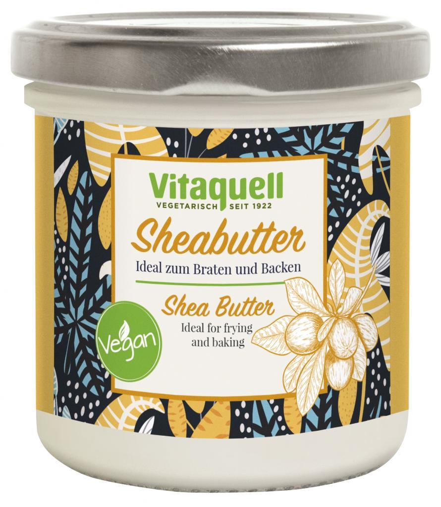 Beurre de Karité 120g Bio - Vitaquell