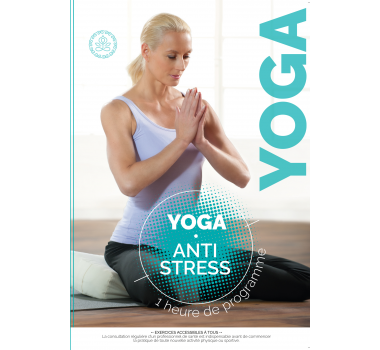 Yoga anti stress - dvd