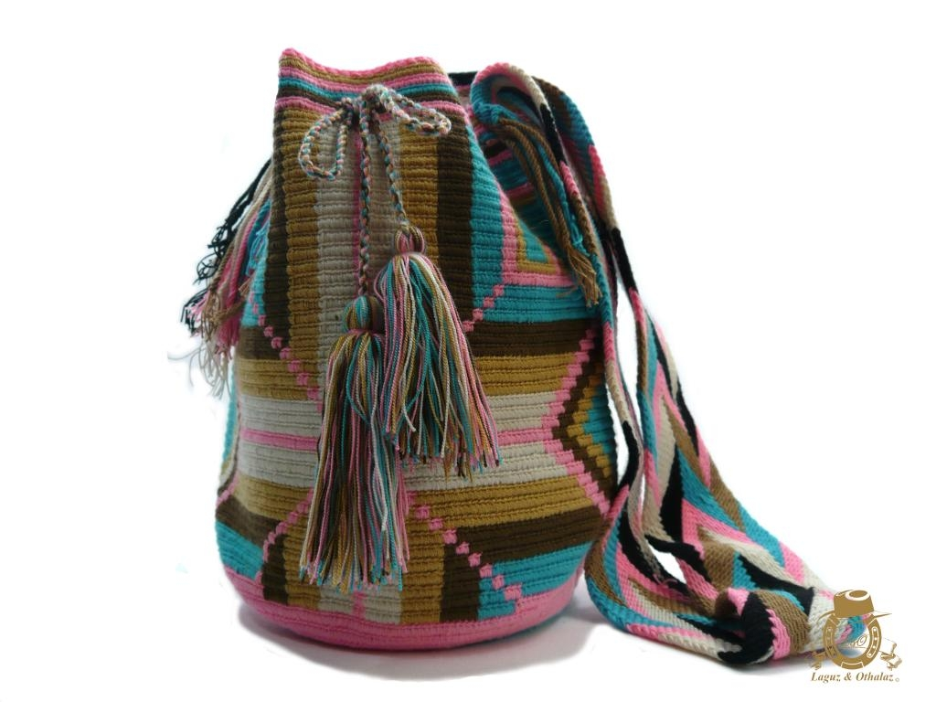 Mochila Wayuu Yuco