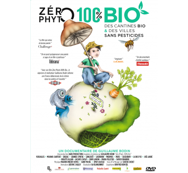 Zéro Phyto 100% BIO - DVD - Digibook
