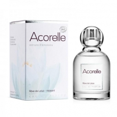 Eau de parfum BIO - rêve de Lotus - 50 ml - Acorelle