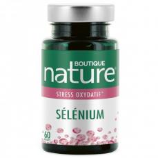 Sélénium - Boutique Nature - 60 Gélules