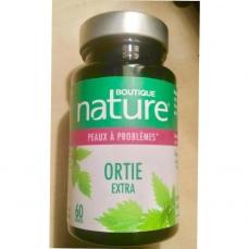 Ortie extra concentré - Boutique Nature - 60 Gélules