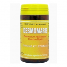 Desmomarie - Graine Sauvage - 90 Gélules
