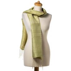 Foulard en soie Somchaia