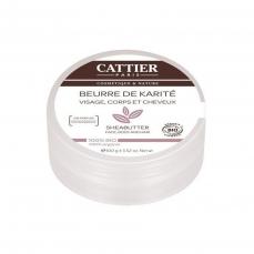 Beurre de Karité 100% Naturel - BIO -100 g - Cattier