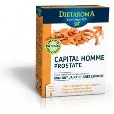 Capital Homme Prostate - 60 Comprimés - DIETAROMA