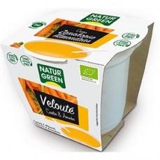 Soupe Carotte-Amande 310g Bio - Naturgreen