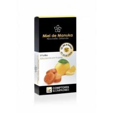 8 Pastilles IAA 10+ Citron - Comptoirs et Compagnies