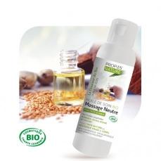 Huile de soin Bio - Massage neutre