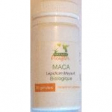 Gélules de maca bio 500 mg