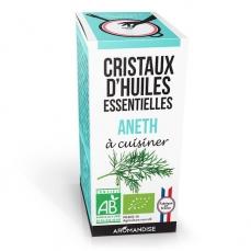 AROMANDISE - Cristaux d'huiles essentielles Aneth bio 10g
