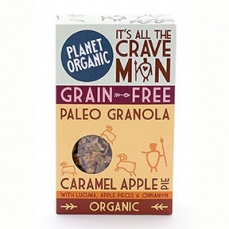 Paleogranola Caramel Apple 350g Bio - Planet Organic