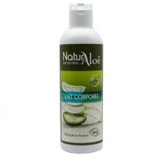 NATURALOE - Lait corporel à l'Aloe vera bio 200ml