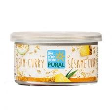 Pâté végétal Sésame / Curry 125g - Pural
