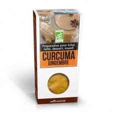 AROMANDISE - Curcuma Latte Gingembre bio 60g