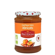 Confiture extra Abricots 750g-Maison ProSain