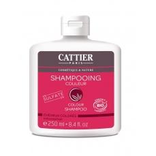 Shampooing Couleur Cheveux Colorés - 250ml - CATTIER